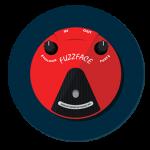 Haz tu propio pedal Fuzz barato y sencillo.