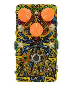 custom Distortion boutique Karl handpainted