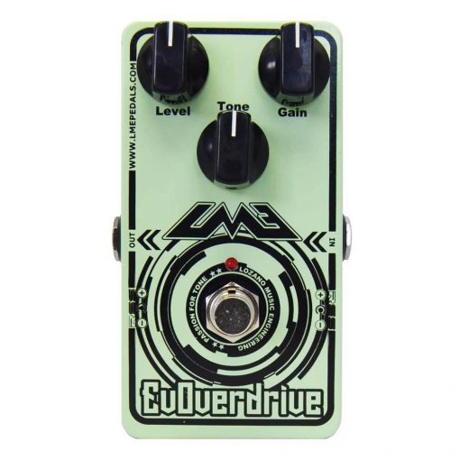 The best guitar overdrive ever