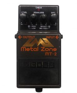 Boss-Metal-Zone-MT2-by-LME Made in Spain
