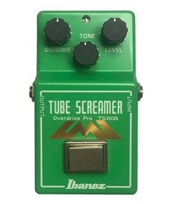 The best mod for your tube Screamer Ibanez