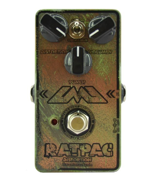 Ratpac Civil War Special Edition — Solder of distortion