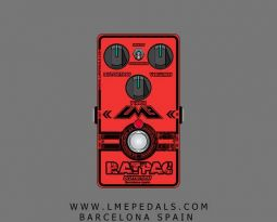 Nuevo video RatPac pedal de distorsión de guitarra
