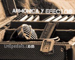Armónica y efectos. Armónica amplificación Parte III